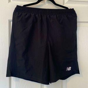 New Balance Men's Athletic Sports Short Black~ S